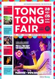 Programmakrant-58e-Tong-Tong-Fair_cover