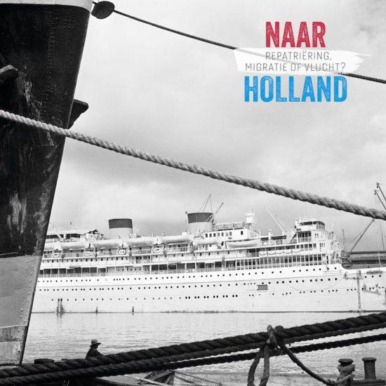 Expositie Naar Holland over repatriering van Indische Nederlanders, te zien op de TTfa